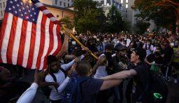 إحتجاجات مناهضة للعنصرية عمّت الولايات المتحدة