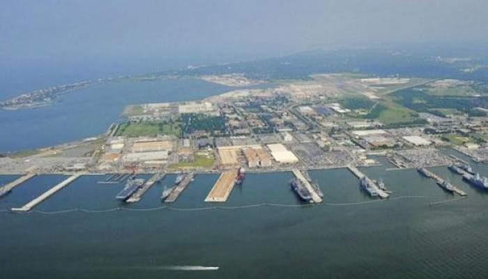 """البحرية الاميركية: 21 إصابة في انفجار """"بونهوم ريتشارد"""" بكاليفورنيا"""