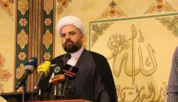 المفتي قبلان: لحكومة إنقاذ بعيداً عن لعبة السفارات