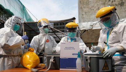 إندونيسيا تسجل 1639 إصابة جديدة بكورونا و127 وفاة