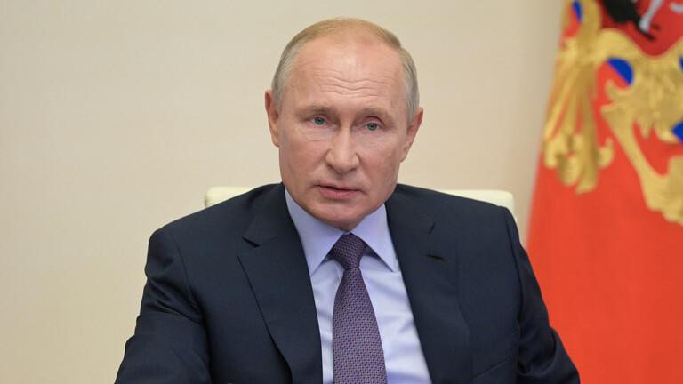 بوتين: الأبحاث مستمرة في القطب الشمالي رغم الصعوبات الدولية
