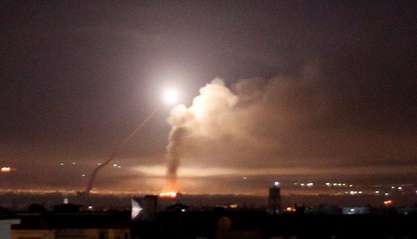 بموافقة بادين.. غارات جوية استهدفت سوريا ليلاً!