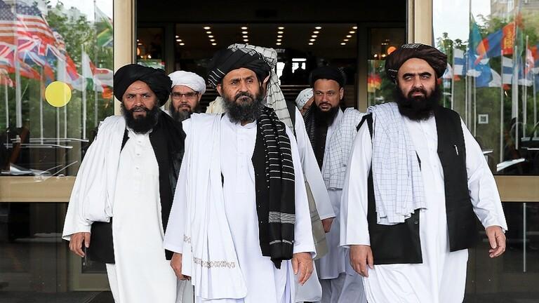 """وفد من """"طالبان"""" يزور الصين"""