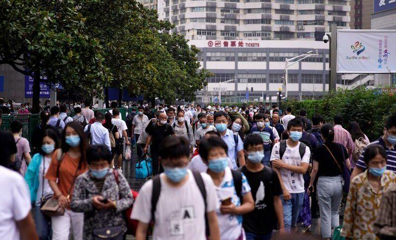 الصين تسجل 49 إصابة جديدة بكورونا في البر الرئيسي