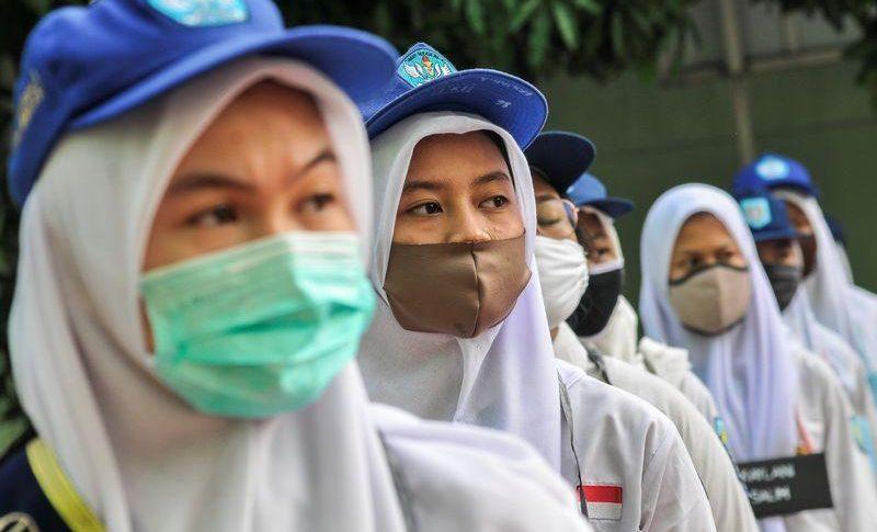إندونيسيا تسجل 1519 إصابة و43 وفاة جديدة بكورونا