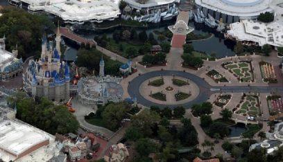 """عالم """"والت ديزني"""" يعيد فتح أبوابه في ولاية فلوريدا الأميركية"""
