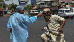 أكثر من 8 ملايين إصابة بكورونا في الهند