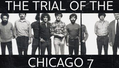 "نتفليكس تحصل على حقوق مسلسل ""The Trial of the Chicago 7"""