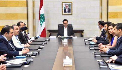 الوفد العراقي متحمّسٌ لتوقيع مذكرة التفاهم الاقتصادي بين بغداد وبيروت