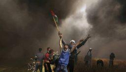 إصابة 21 فلسطينيا في مواجهات مع الجيش الإسرائيلي بالضفة الغربية