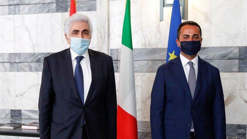 حتي التقى نظيره الإيطالي… إليكم تفاصيل الاجتماع