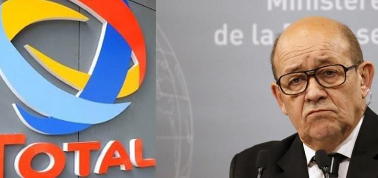 """تعليق """"توتال"""" عمليات التنقيب عن النفط في صلب محادثات لودريان في لبنان"""
