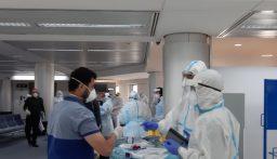 20 حالة ايجابية على متن رحلات إضافية وصلت إلى بيروت