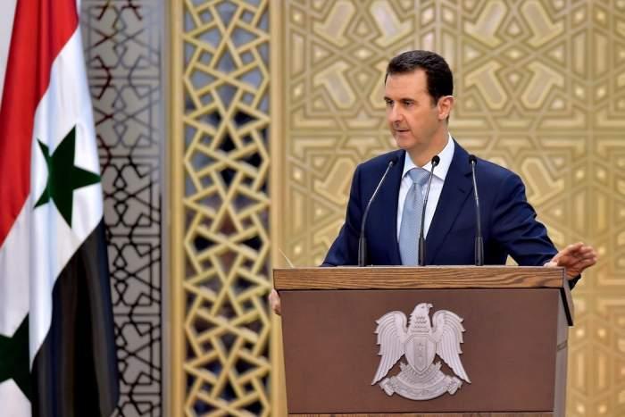 الرئاسة السورية: هبوط ضغط أصاب الرئيس الاسد خلال كلمة له أمام مجلس الشعب