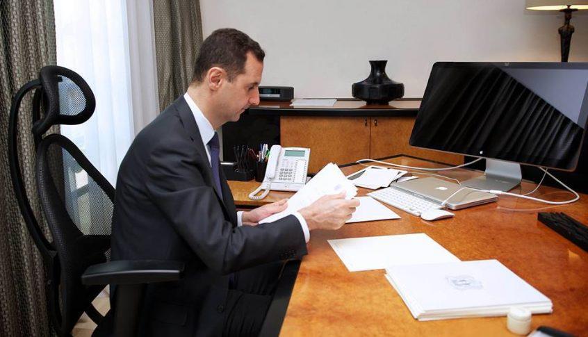 الأسد يصدر مرسوماً لضبط الأسعار