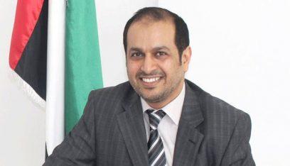 السفير الاماراتي من المطار: سيكون هناك دعم للاسر التي فقدت معيلها