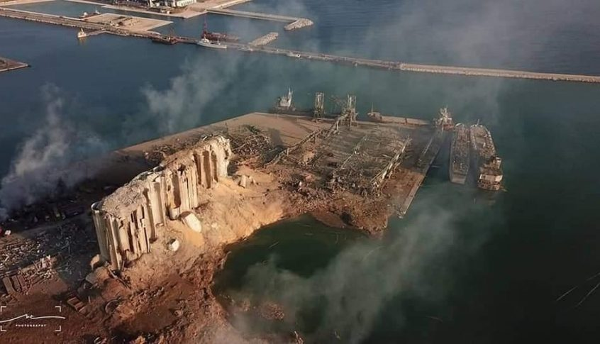 القاضي صوان محققًا عدليًا في انفجار مرفأ بيروت