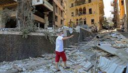 المفوضية العليا لحقوق الإنسان التابعة للأمم المتحدة تصف الوضع في بيروت بأنه بالغ السوء