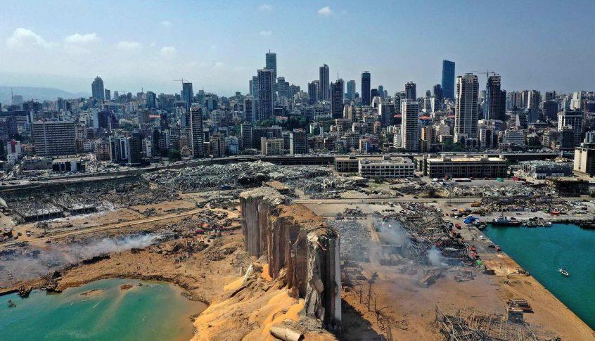 الأمم المتحدة تبحث عن بديل لمرفأ بيروت