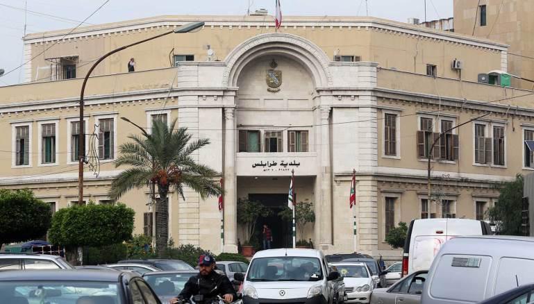 قرار لبلدية طرابلس بالنزول الى بيروت للمساعدة