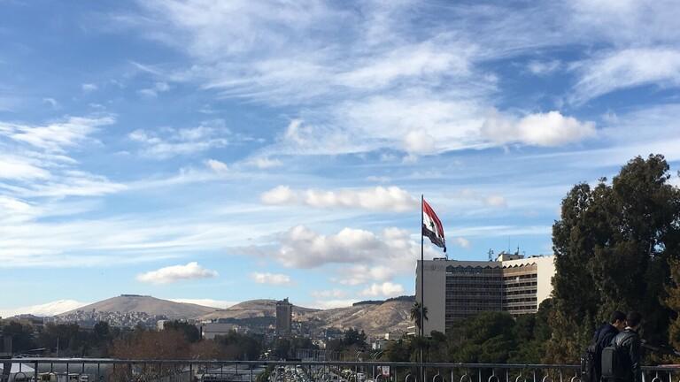 هزة أرضية تضرب مدينة حمص السورية