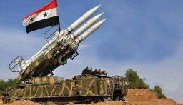 سانا: الدفاعات الجوية تتصدى لغارات على البوكمال