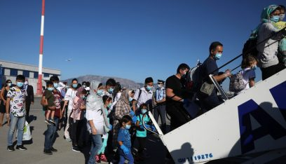 حرس الحدود البولندي يحتجز 34 مهاجراً من الشرق الأوسط