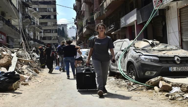 أبرشيّة بيروت المارونيّة تطلق حملة تبرعات لمساعدة المتضررين