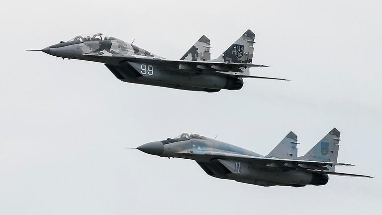 """""""إسرائيل"""" تحدث """"ميغ-29"""" لسلاح الجو الأوكراني"""