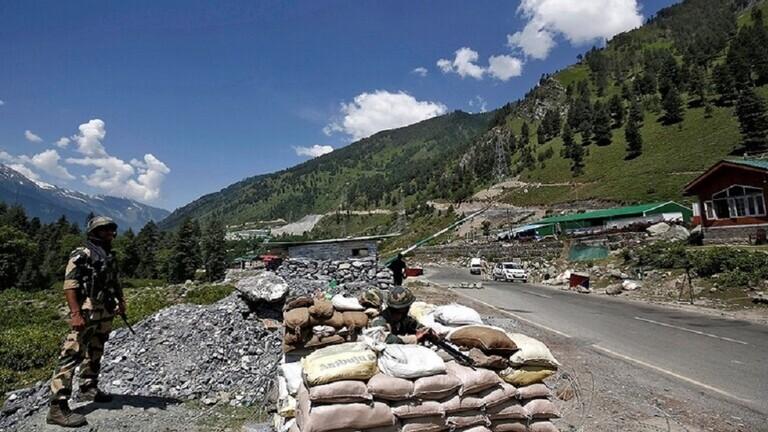 بدء مفاوضات عسكرية هندية صينية لفض الاشتباك على الحدود