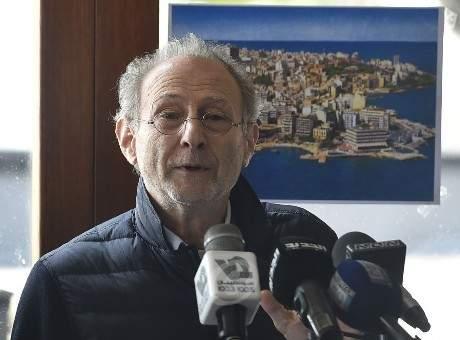 رئيس مجلس إدارة فندق السان جورج أرجأ مؤتمره الصحافي إلى موعد لاحق