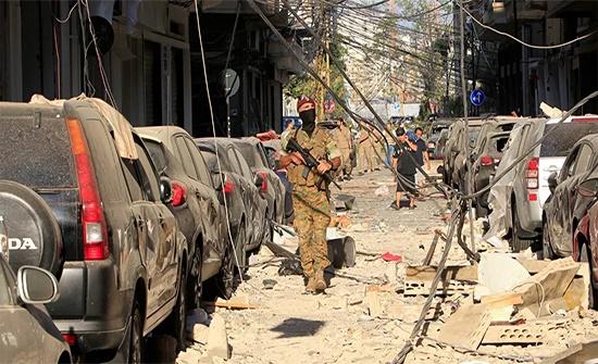 ارتفاع عدد ضحايا انفجار مرفأ بيروت الى 154