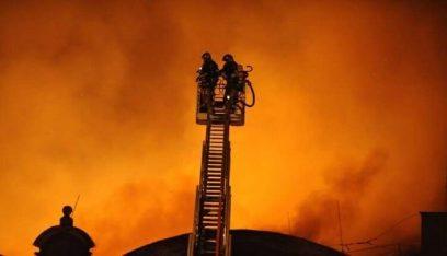 مقتل 10 أشخاص بحريق في التشيك