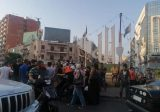 وقفة إحتجاجية في ساحة النور للمطالبة باطلاق أحد الناشطين