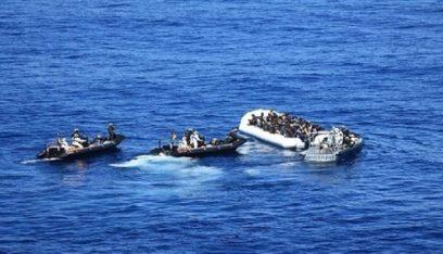 الداخلية البريطانية تطلب من الجيش المساعدة في التصدي لقوارب المهاجرين عبر القنال