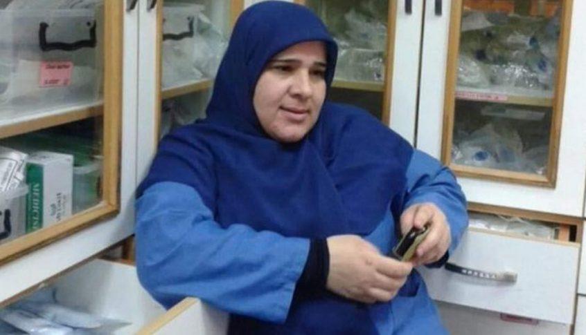 مستشفى الحريري نعى الممرضة الشهيدة زينب حيدر