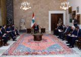 هيل: سنقف الى جانب لبنان واللبنانيين في محنتهم وسنتعاون مع السلطات اللبنانية والحلفاء في المنطقة لمساعدة لبنان وشعبه