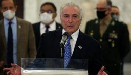 الرئيس عون شكر البرازيل على مساعدتها للبنان.. تامر اعلن عن تقديم 16 الف طن من الادوية و4 آلاف طن من الارزّ