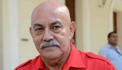 وفاة رئيس حكومة منطقة كراكاس المصاب بكورونا منذ شهر