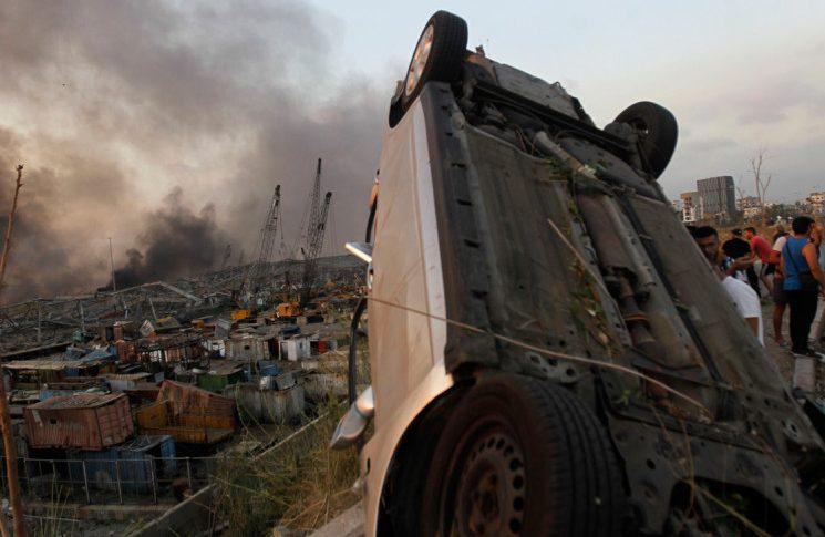 خبراء عسكريون: الانفجار الذي وقع ليس انفجار بارود بل..