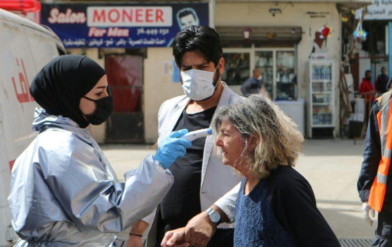 الجسم التمريضي اللبناني يقدم شهيدة في سبيل مكافحة فيروس كورونا!