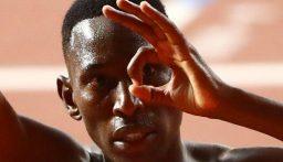 كيبروتو يغيب عن لقاء موناكو لألعاب القوى لإصابته بكورونا