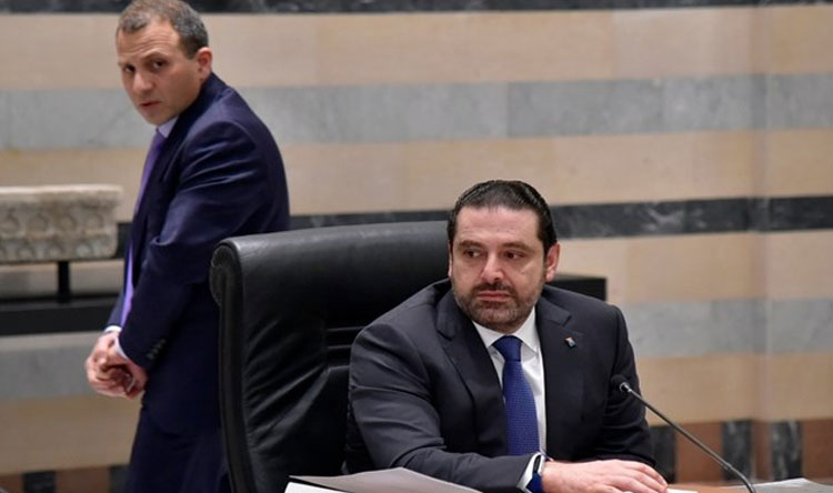 باسيل لن يشارك بأي حكومة برئاسة الحريري
