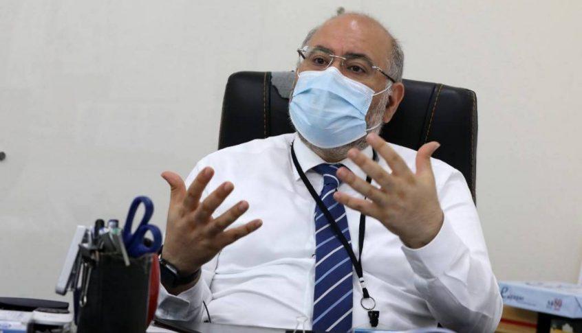 مدير مستشفى بيروت الحكومي: هناك فقط 60 سرير عناية فائقة في كل لبنان لمرضى كورونا