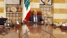 الرئيس عون: لتكثيف الدوريات البحرية وإنشاء مركز خاص للبحث والإنقاذ