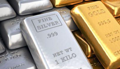 مع انخفاض الدولار الذهب يتجه يصعد