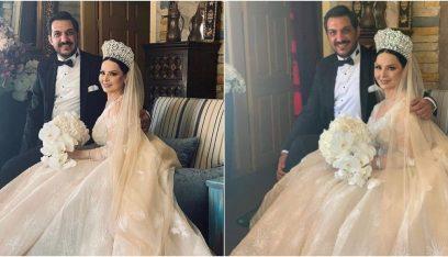 الأمن الأردني يفسد زفاف ديانا كرزون.. فماذا حصل؟