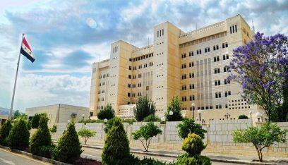 """دمشق تدين تقرير """"الكيميائي"""" وتنفي استخدامها غازات سامة في ريف إدلب"""