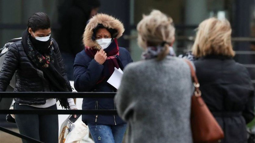 ارتفاع قياسي جديد بإصابات كورونا في فرنسا