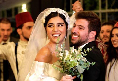 فيديو وصور من زفاف زينة مكي ونبيل خوري!